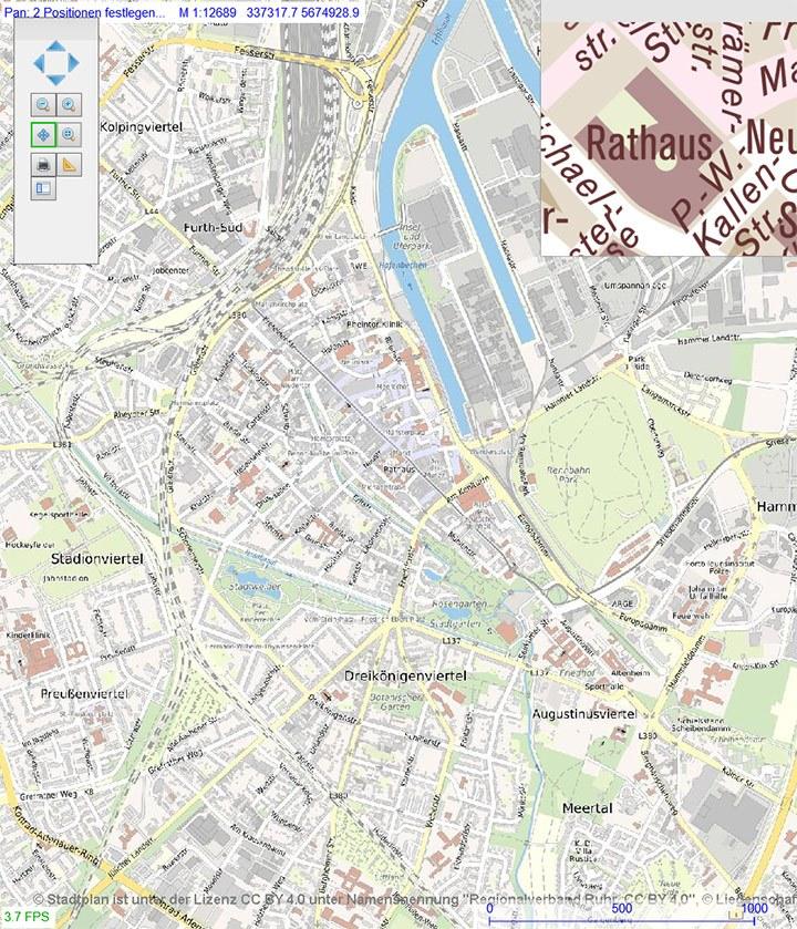Stadtplanwerk 2020