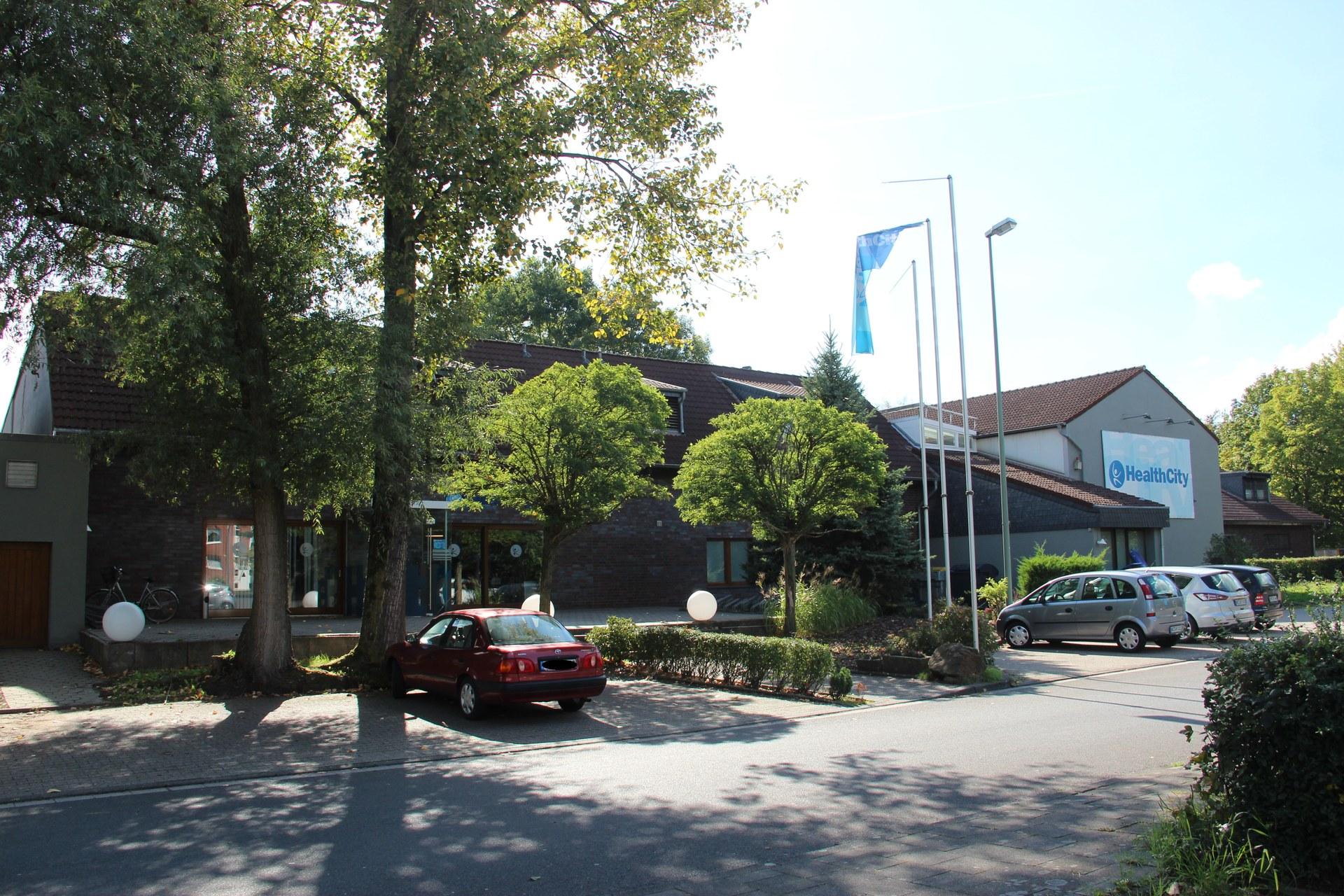 Health City, Erfttal