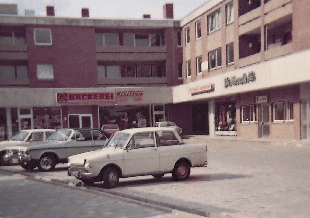 Neusser Stadtteile: Erfttaler Vergangenheit - Einkaufen #1