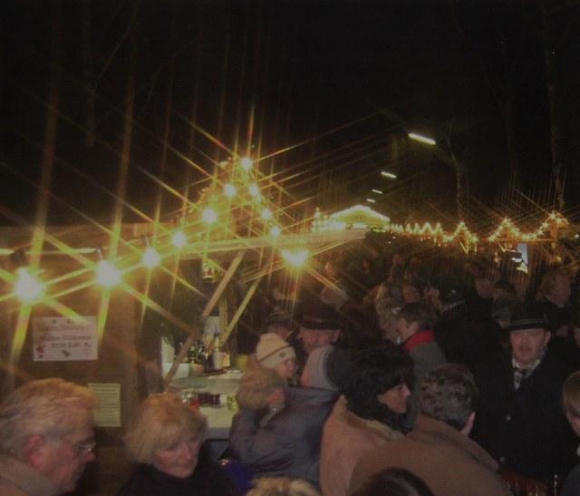 Nikolausmarkt, Neusser Weyhe