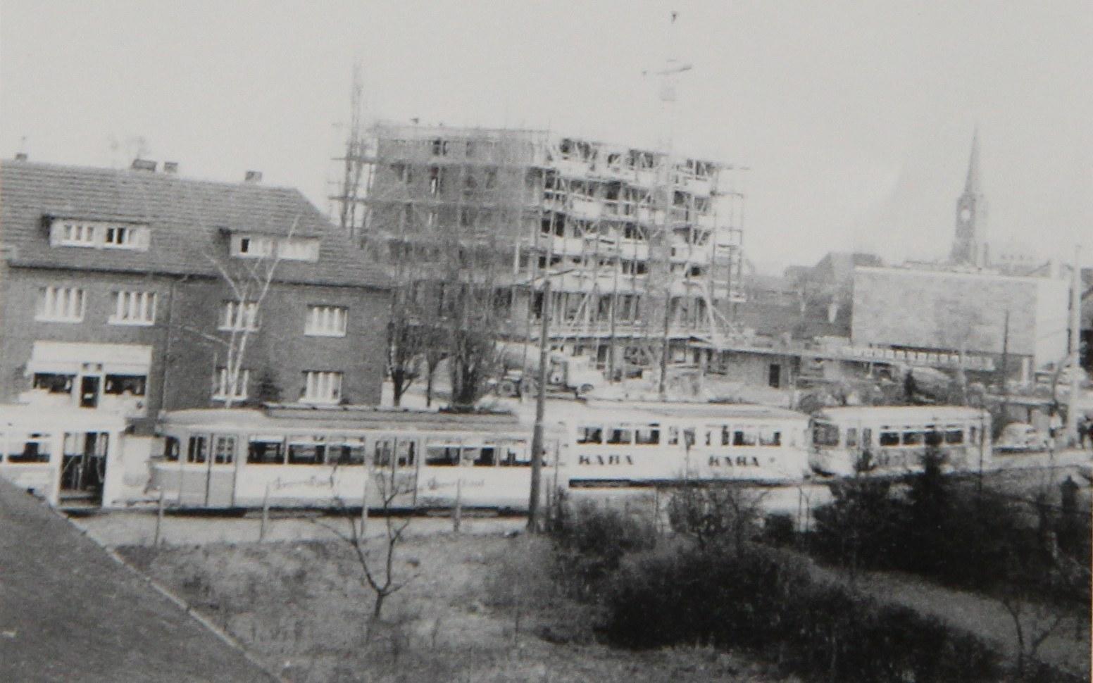 Größere Baumaßnahme, 1964