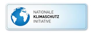 Fördererlogo: Nationale Klimaschutz Initiative
