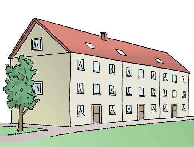 Bild vom Haus.