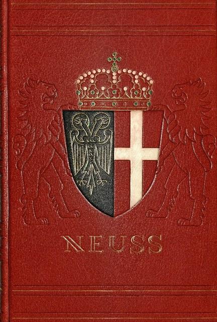 Das Goldene Buch der Stadt Neuss