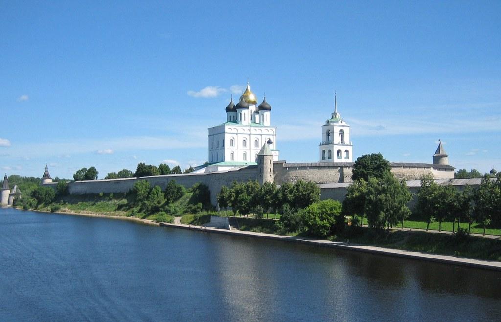 Informationen zu Pskow