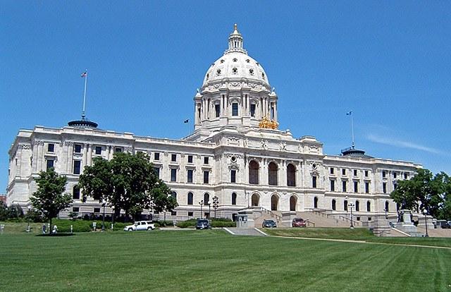 Das Minnesota State Capitol
