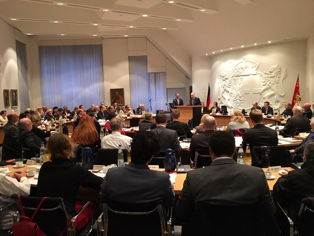 Sitzung vom 15. Dezember 2017